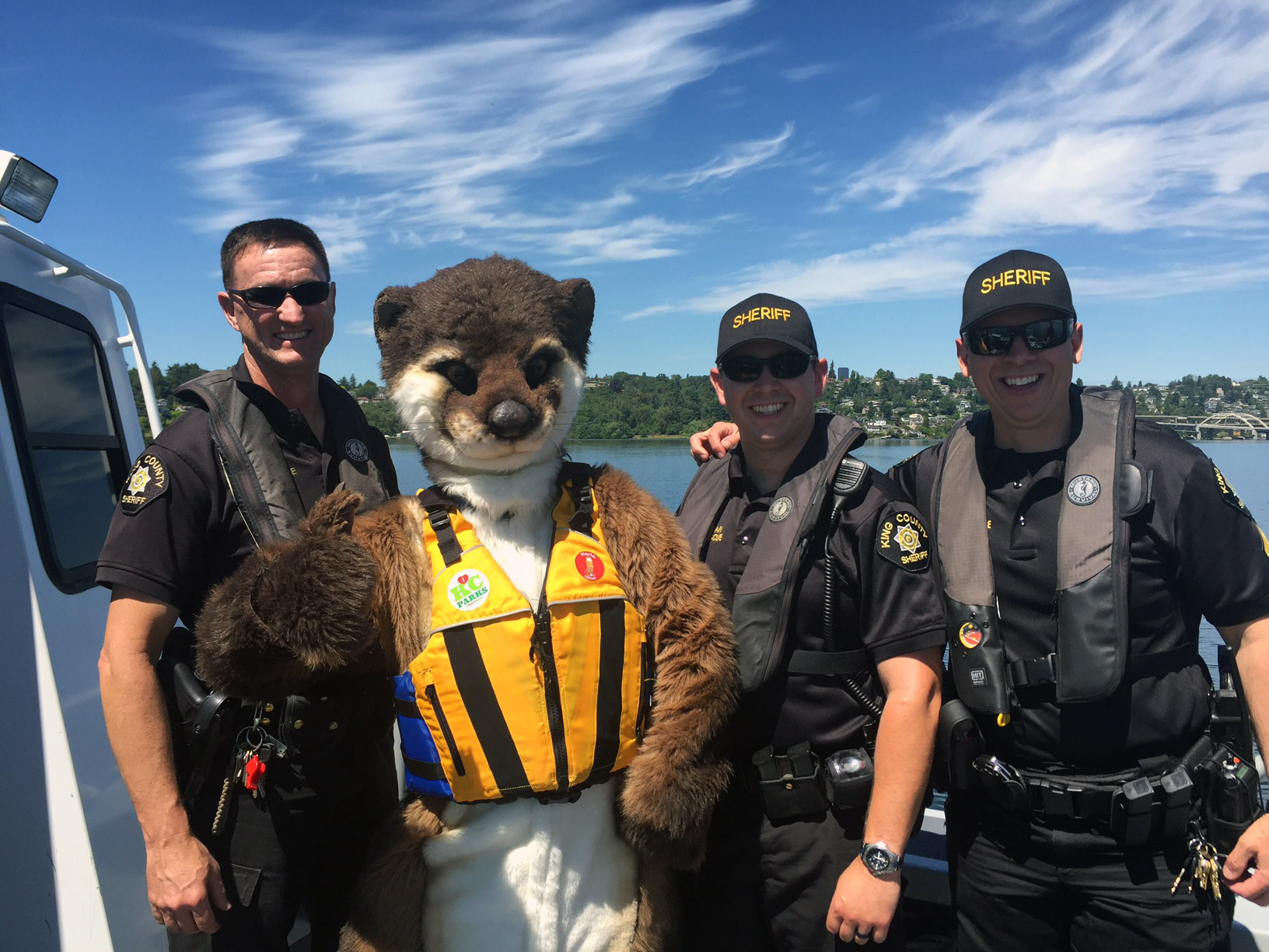 King County Sheriff's Office Marine Rescue and Dive Unit